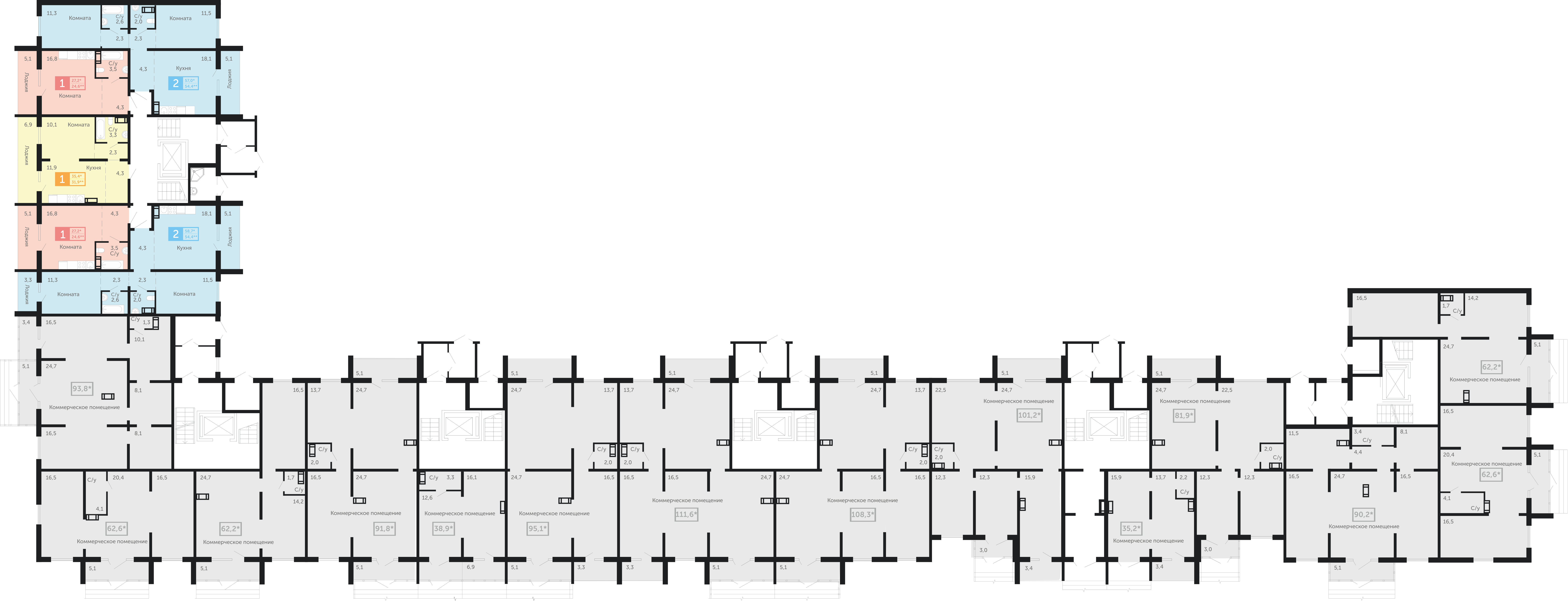 фотография этажа